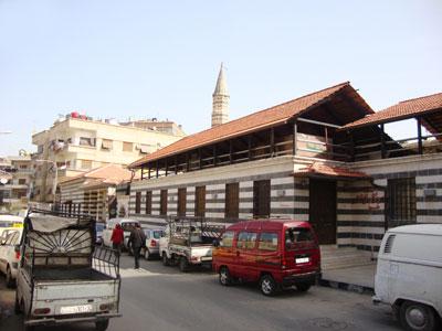 Mosque of Sheikh Abdul Ghani Nabulsi